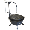 Backyard Fire Pit Cooker with Kettle Hook at Potjie Pots Cast Iron Cookware, Cast Iron Cooking Pots, Potjie Pots, Cauldrons, Large Stew Pots, Camping Gear