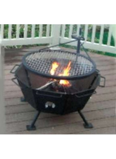 Backyard Fire Pit Cooker at Potjie Pots Cast Iron Cookware, Cast Iron Cooking Pots, Potjie Pots, Cauldrons, Large Stew Pots, Camping Gear