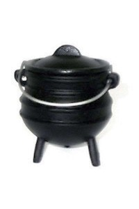 Cast Iron Mini Potjie Cauldron - 5 Oz Potjie Pots Cast Iron Cookware Cast Iron Cooking Pots, Potjie Pots, Cauldrons, Large Stew Pots, Camping Gear
