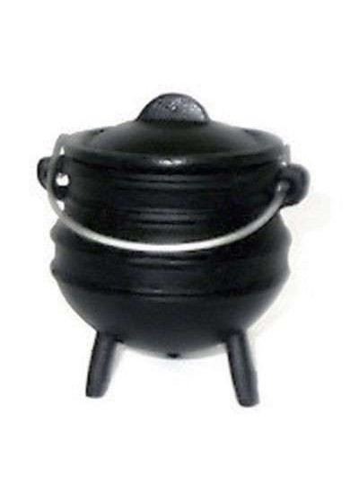 Cast Iron Mini Potjie Cauldron - 8 Oz at Potjie Pots Cast Iron Cookware, Cast Iron Cooking Pots, Potjie Pots, Cauldrons, Large Stew Pots, Camping Gear